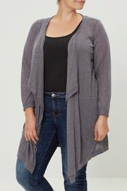 JUNAROSE Waterfall Cardigan - Product Mini Image