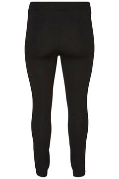 JUNAROSE Faux Leather Leggings - Alternate List Image