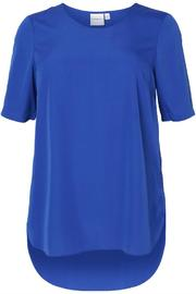 JUNAROSE Plus Navy Tunic - Product Mini Image