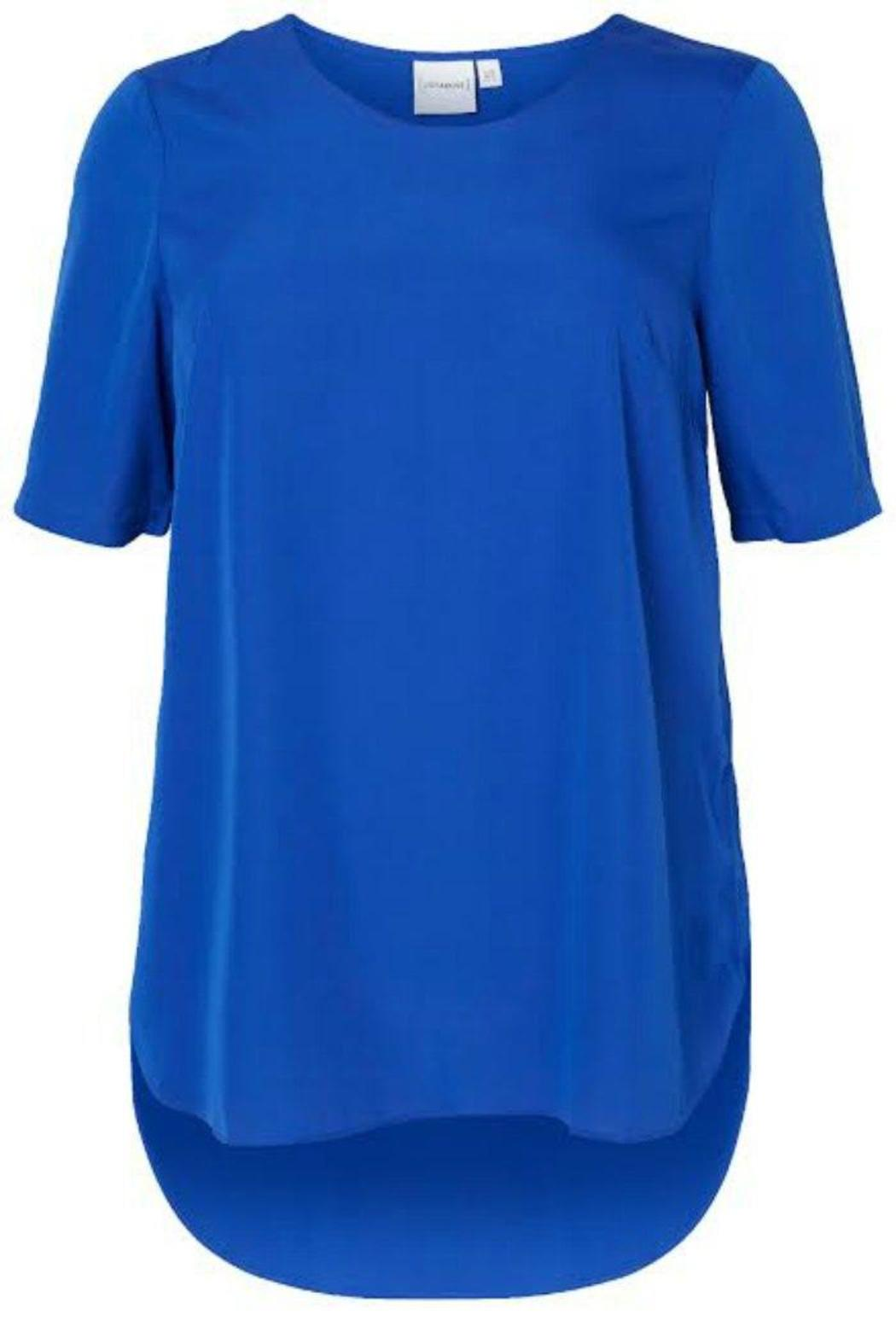 a39c2baa38 JUNAROSE Royal Blue Top from Des Moines by Wanderlust fashion ...