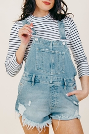 Free People June Shorttail - Front cropped