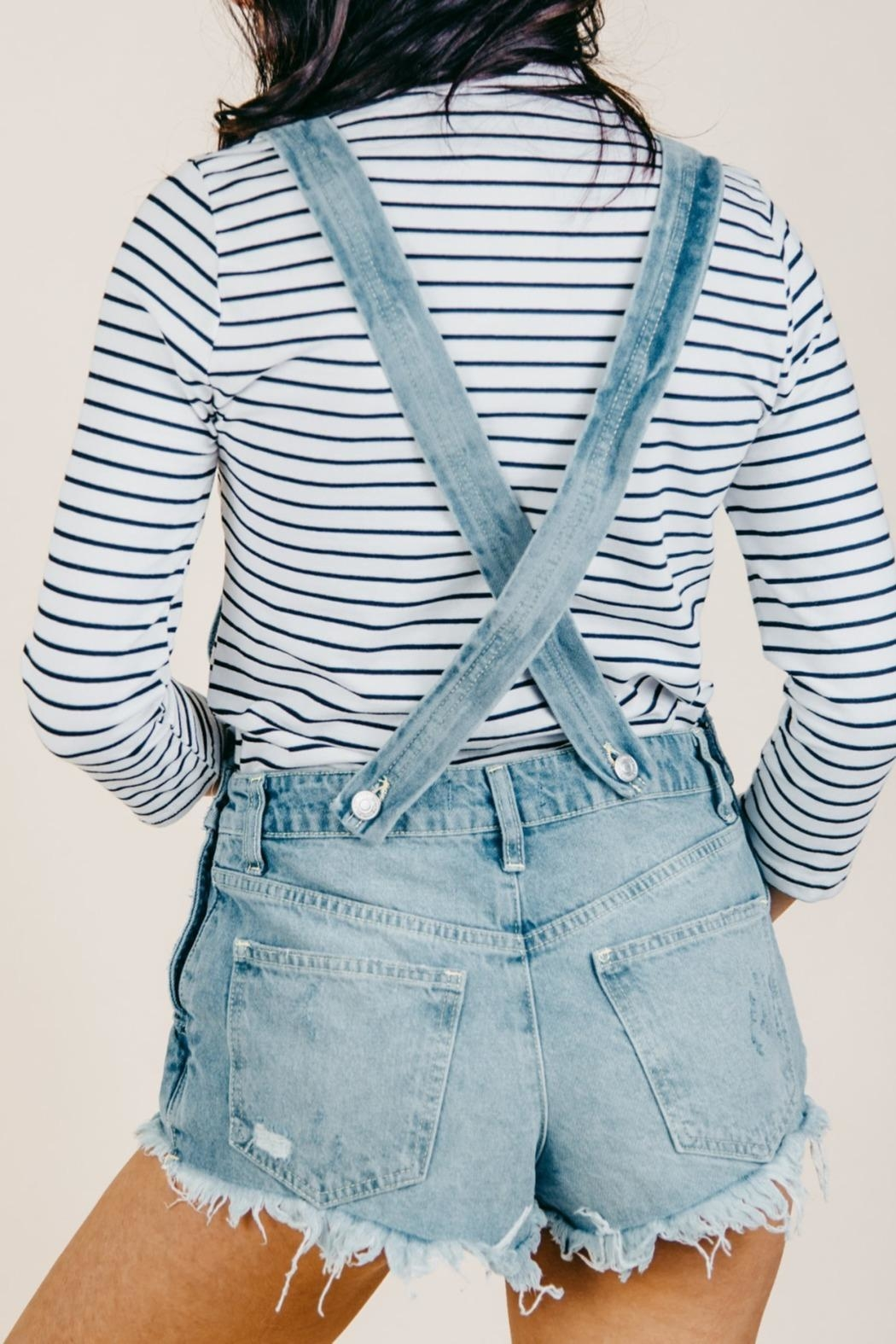 Free People June Shorttail - Front Full Image