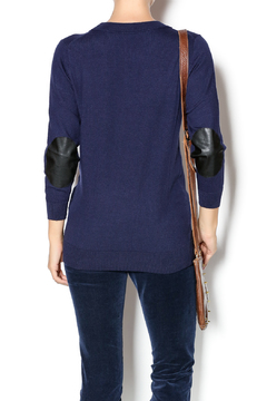 Shoptiques Product: Elbow Patched Sweater