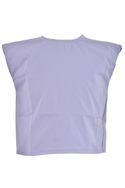 Junee Jr Lavender Back Tie Vest - Product Mini Image