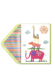 Papyrus Jungle Baby - Product Mini Image