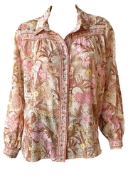 Spell & the Gypsy Collective Jungle Blouse - Product Mini Image