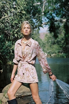 Spell & the Gypsy Collective Jungle Blouse - Product List Image