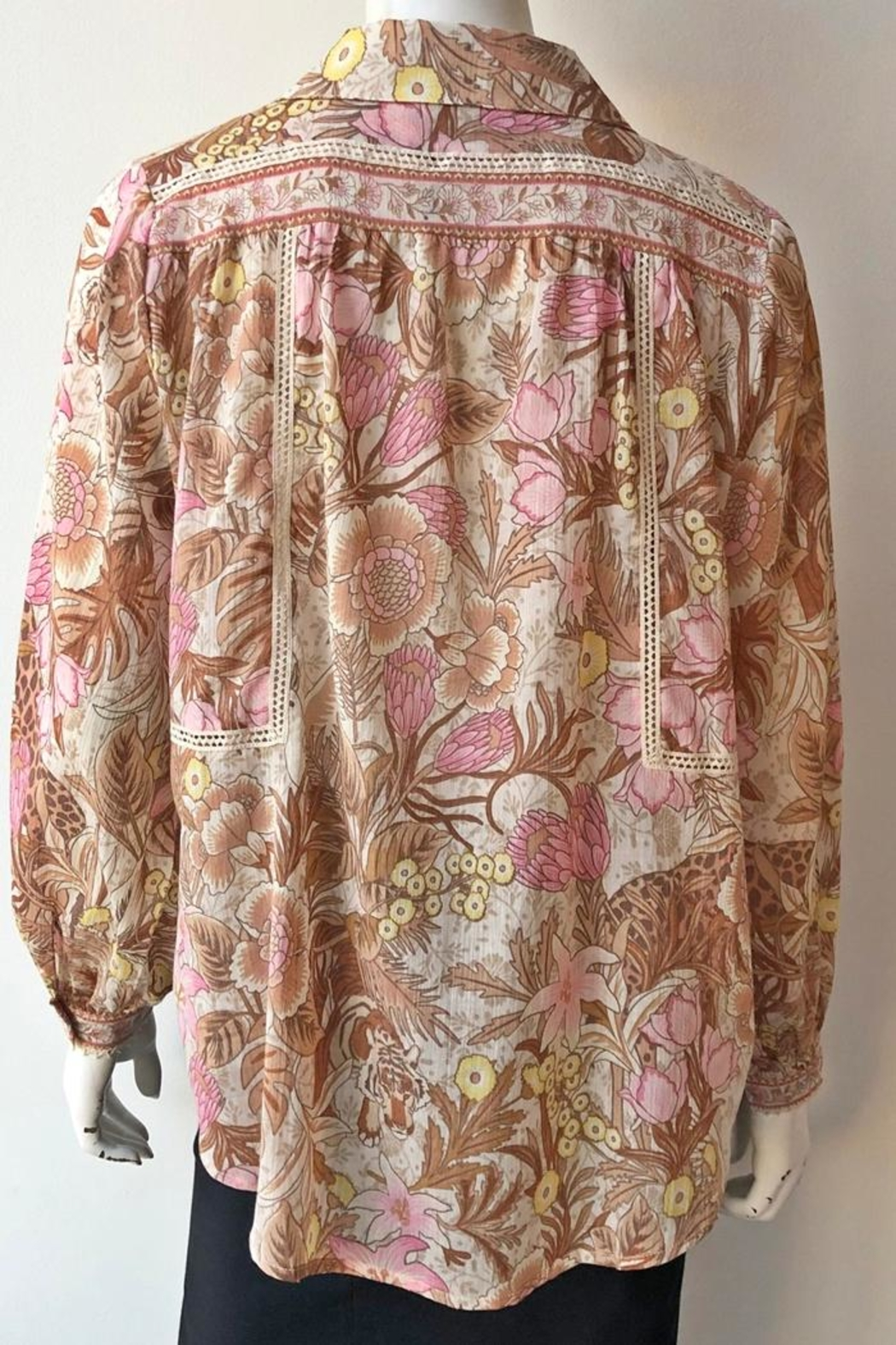 55abcbaac395c7 Spell   the Gypsy Collective Jungle Blouse from Greenville by ...
