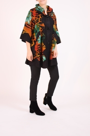 Talk of the Walk Jungle Boogie Swingcoat - Product Mini Image
