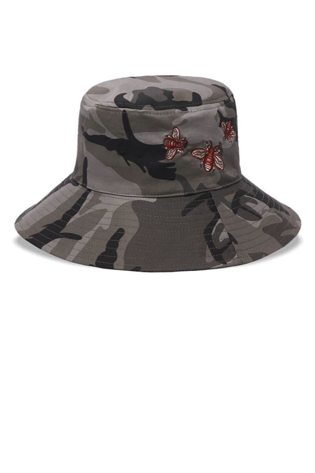 Physician Endorsed Jungle-Fever Bucket Hat - Front Cropped Image