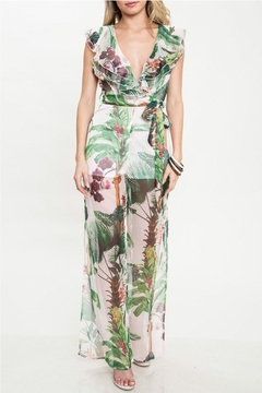 Shoptiques Product: Jungle Jumpsuit