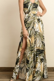 dress forum Jungle Jumpsuit - Front cropped