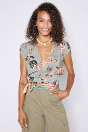 Sadie & Sage Jungle-Lover Crop Top - Product Mini Image