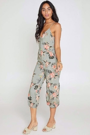 Sadie & Sage Jungle Lover Jumpsuit - Front full body