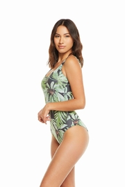 Chaser Jungle Palm One-Piece - Side cropped