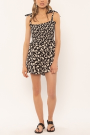 AMUSE SOCIETY Jungle Path Romper - Front cropped
