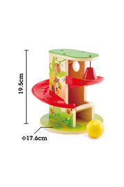 Hape Jungle Press and Slide - Side cropped
