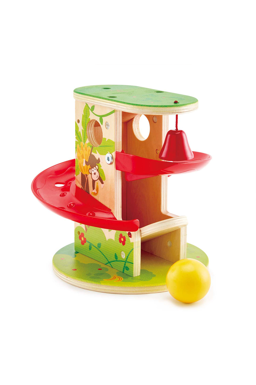 Hape Jungle Press and Slide - Main Image