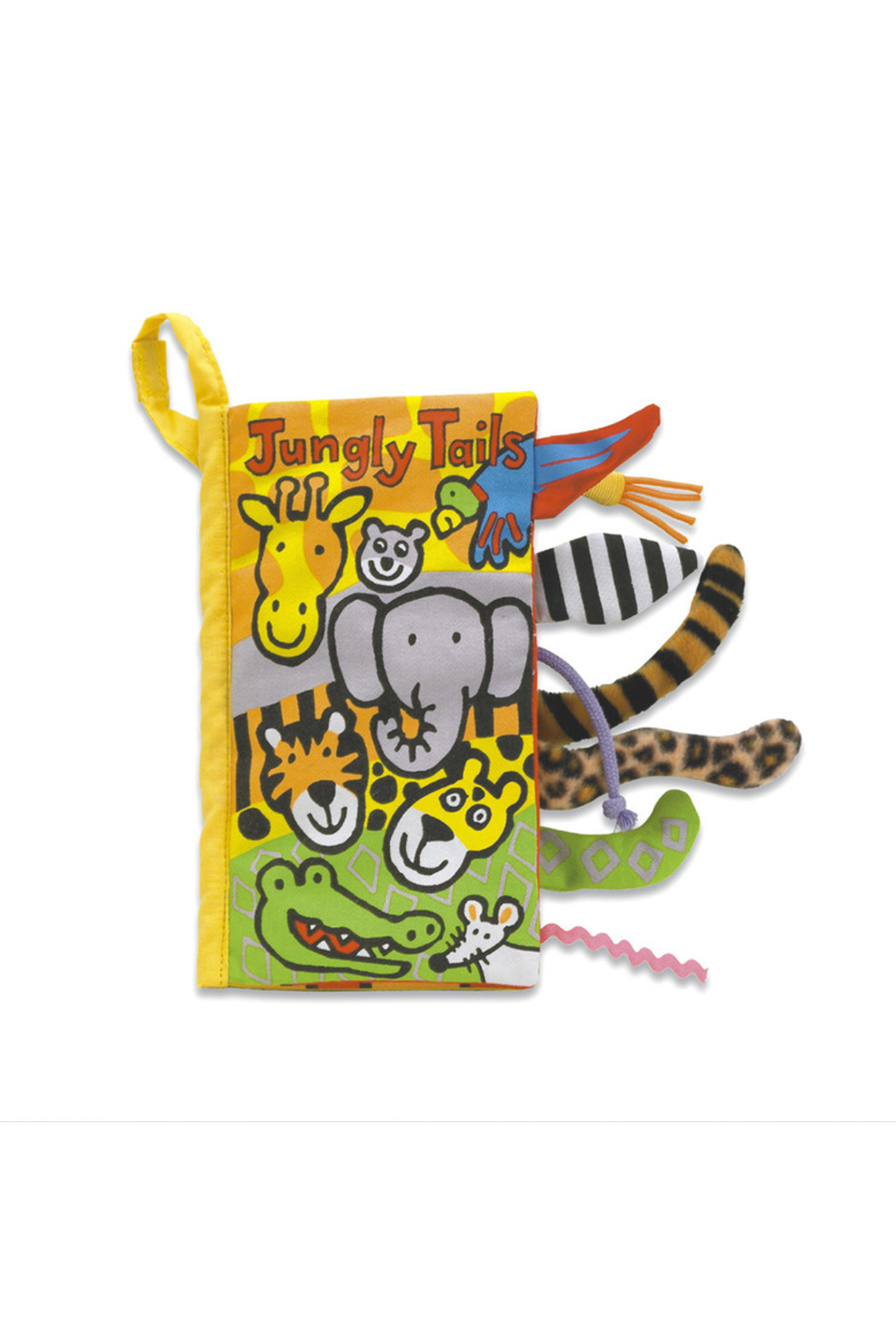 Jellycat Jungly Tails Activity Book - Main Image