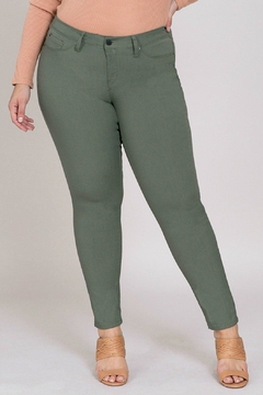 YMI Jeanswear Junior Hyperstretch Moss - Product List Image