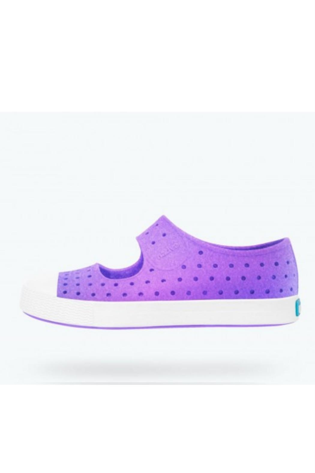Native Shoes Juniper Iridescent Slip On - Front Cropped Image