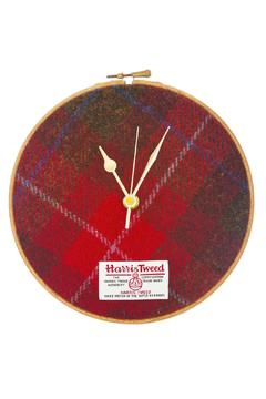 Shoptiques Product: Harris Tweed Clock