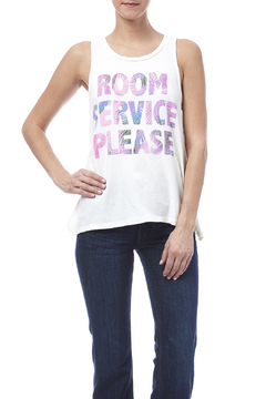 Junkfood Room Service Muscle Tee - Product List Image