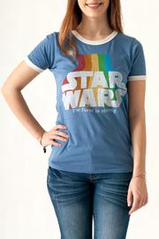 Junkfood Star Wars Ringer Tee - Product Mini Image