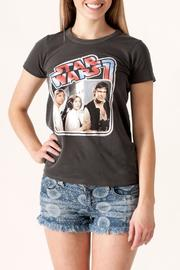Junkfood Star Wars Tee - Front cropped