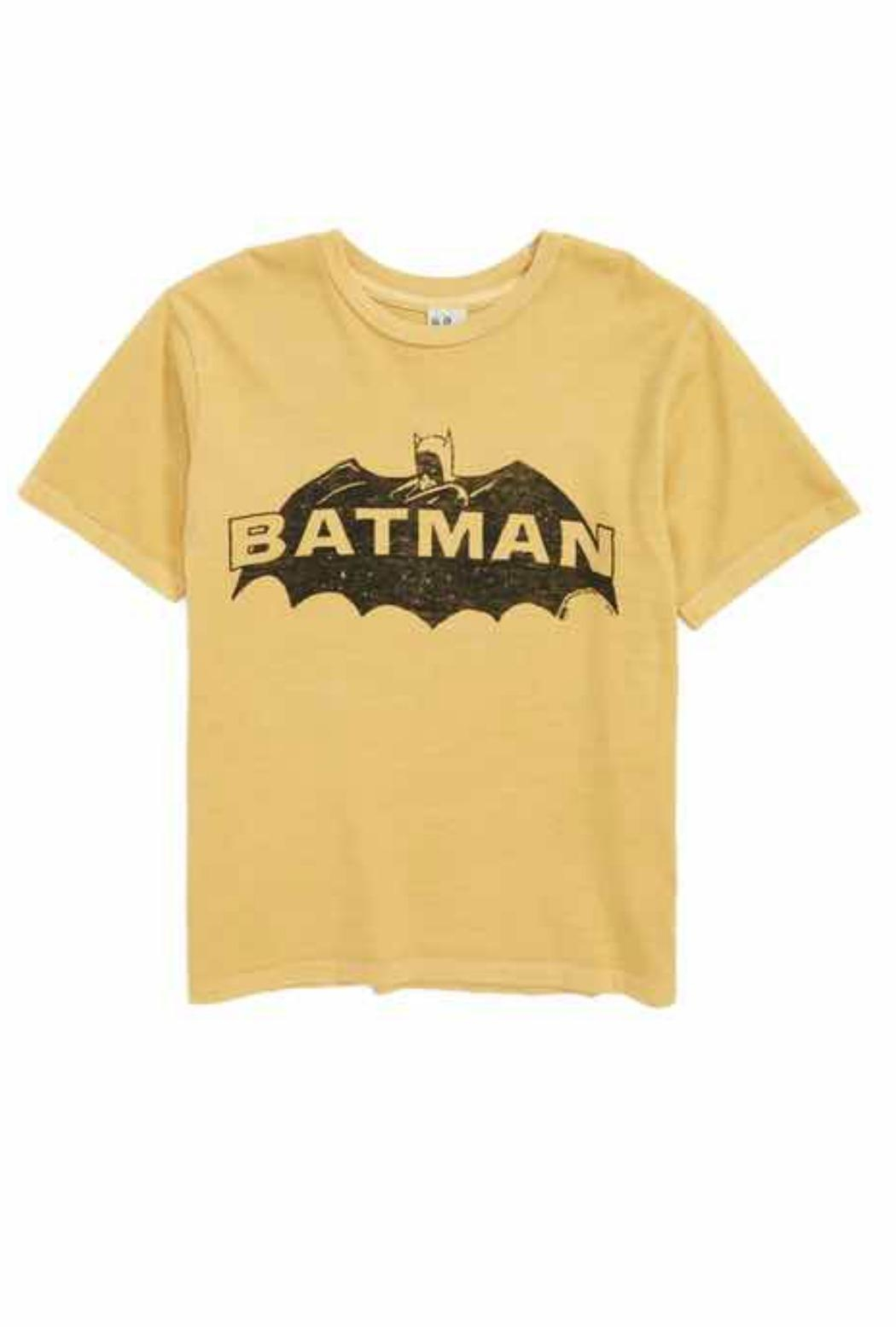 Junk Food Clothing Batman Tee - Front Cropped Image
