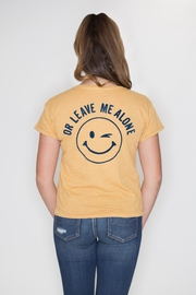 Junk Food Clothing Be Nice Tee - Back cropped