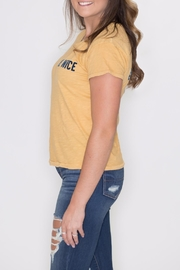 Junk Food Clothing Be Nice Tee - Front full body
