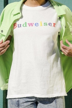 Junk Food Clothing Budweiser Tee - Product List Image