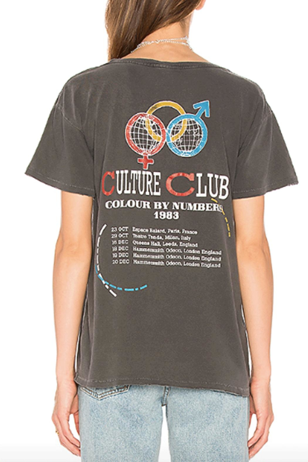 Junk Food Clothing Culture Club Tee - Side Cropped Image