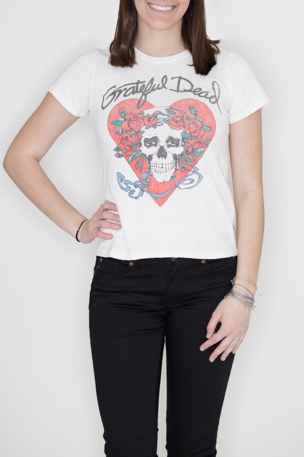 Junk Food Clothing Grateful Dead Tee - Main Image