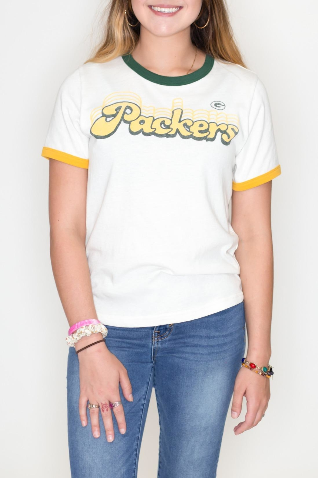 Junk Food Clothing Green Bay Packers - Front Cropped Image