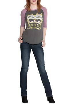 Junk Food Clothing Michael Jackson Raglan - Product List Image