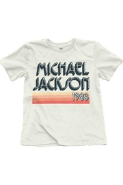 Junk Food Clothing Michael Jackson Tee - Front full body