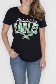 Junk Food Clothing Philadelphia Eagles Tee - Front cropped