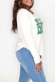 Junk Food Clothing Philadelphia Eagles Thermal - Front full body