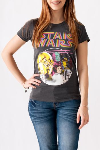Junk Food Clothing Star Wars Tee From Philadelphia By May