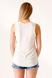 Junk Food Clothing The Who Tank - Back cropped