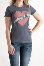 Junk Food Clothing Vintage Love Tee - Product Mini Image