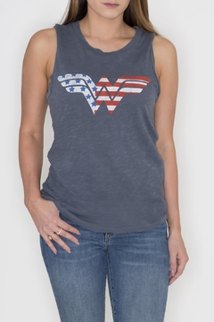 Junk Food Clothing Wonder Woman Tank - Product List Image