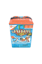 Hex Bug Junkbots Trash Can Assortment - Product Mini Image