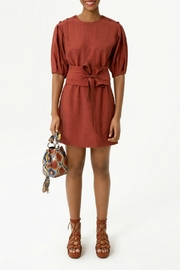 Rebecca Minkoff Juno Tie Dress - Product Mini Image
