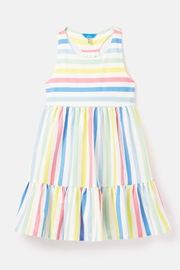 Joules Juno Tiered Dress - Product Mini Image