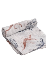 Little Unicorn Jurassic World Swaddle - Front cropped