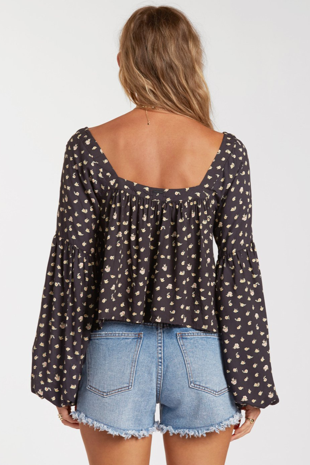 Billabong  Just Beachy Top - Side Cropped Image