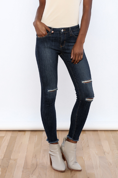 Shoptiques Product: Crop Skinny Jean